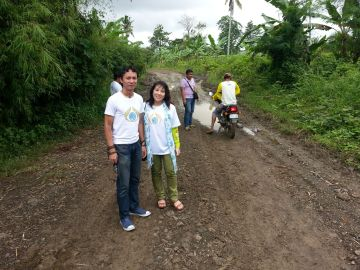 Midsayap July 25-28-Muddy junction with Orlan (1)