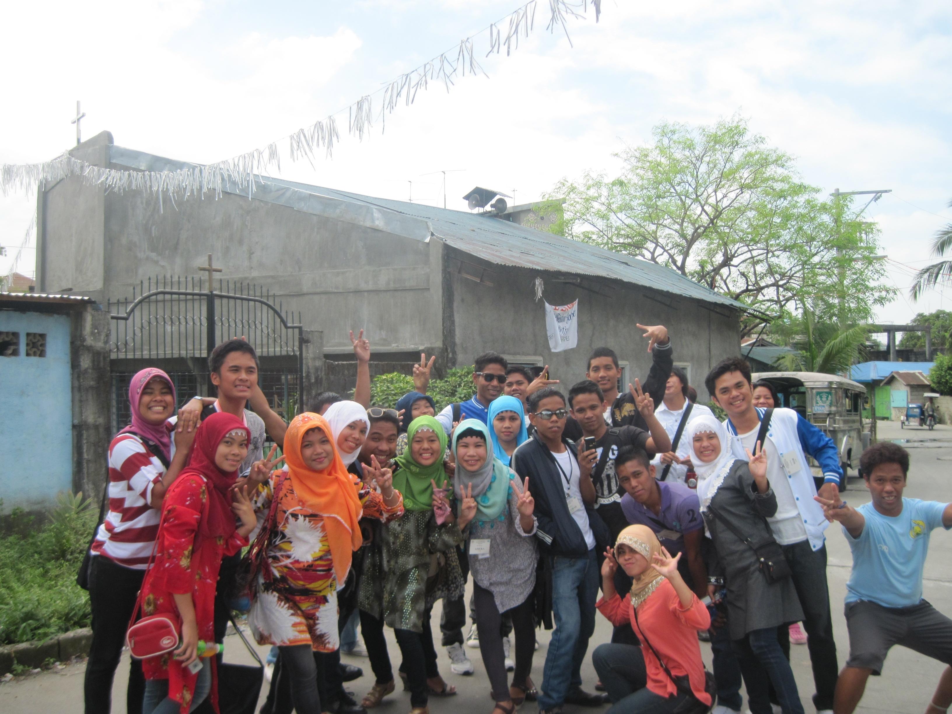 Tala youth with Raja Mudah Feb 6 2013