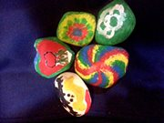 Colorful stones