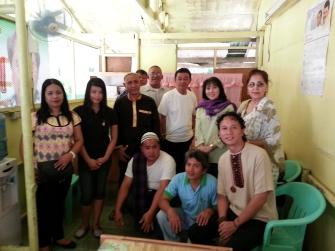 Golden mosque administrators
