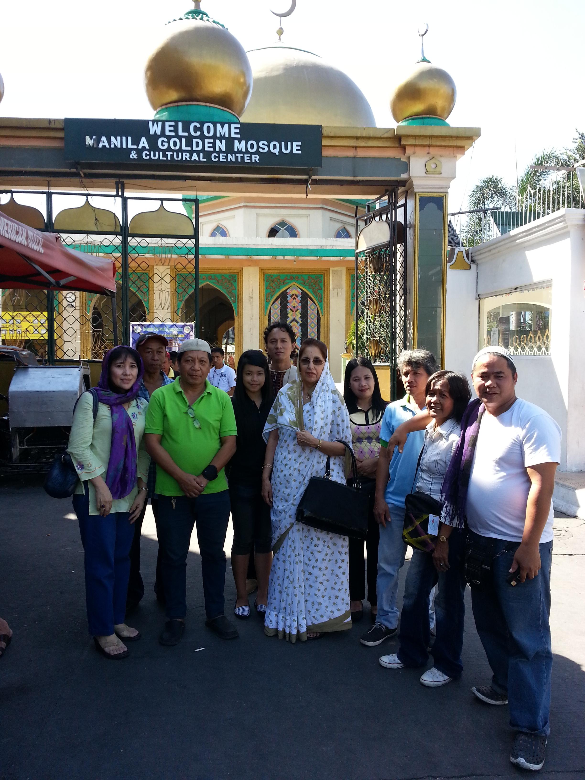Quiapo visit Feb 7 2014