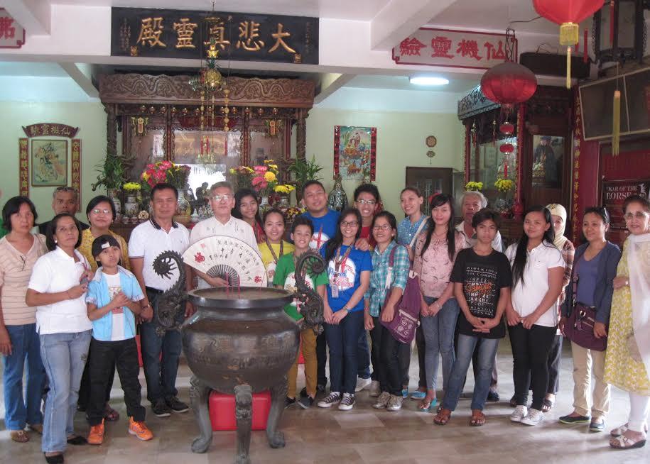 TAOIST temple-Feb 5