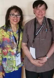 with Dr. Toh Swee-Hin